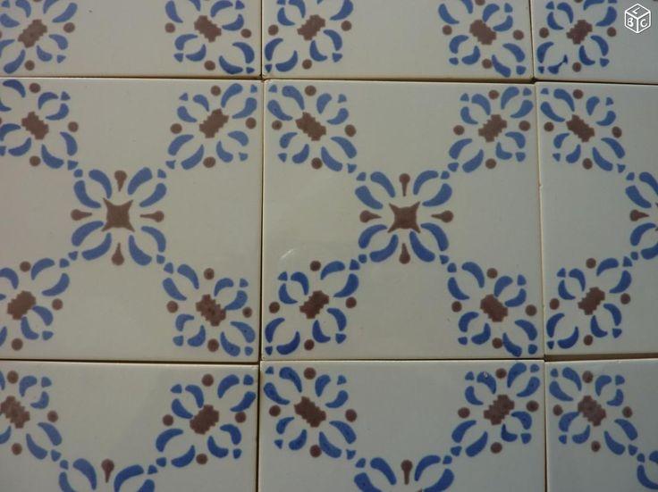 17 meilleures images propos de desvres sur pinterest for Carreaux faience anciens