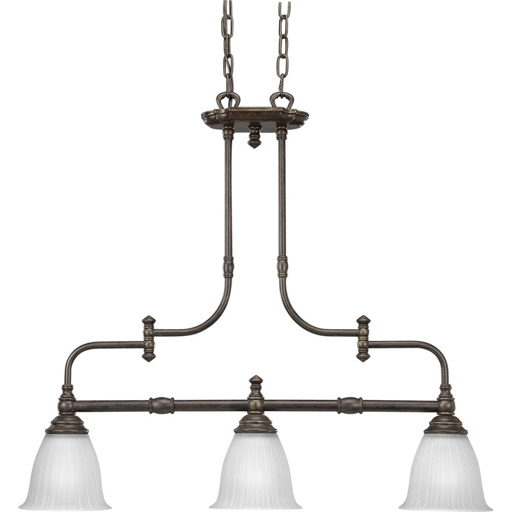 buy the progress lighting antique nickel direct shop for the progress lighting antique nickel renovations threelight singletier linear chandelier with