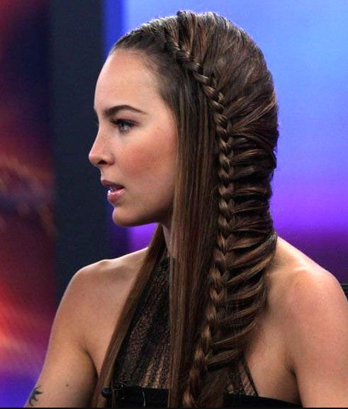 An amazing braid