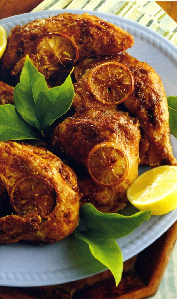 Silver Palate Cookbook Lemon Chicken Recipe | The Original