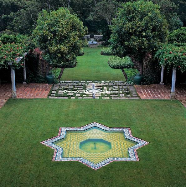 8 best images about arabic andaluz garden on pinterest for Garden design ideas in spain