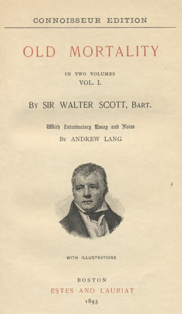 sir walter scott essay on romance Regency romance novels: sir walter scott used the romance genre-- one which uses historical settings with strong emphasis on setting and plot essay basics.
