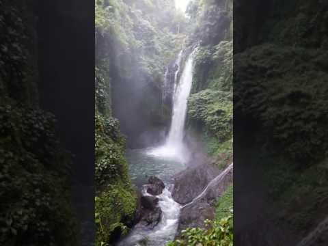 Aling Aling Waterfall video