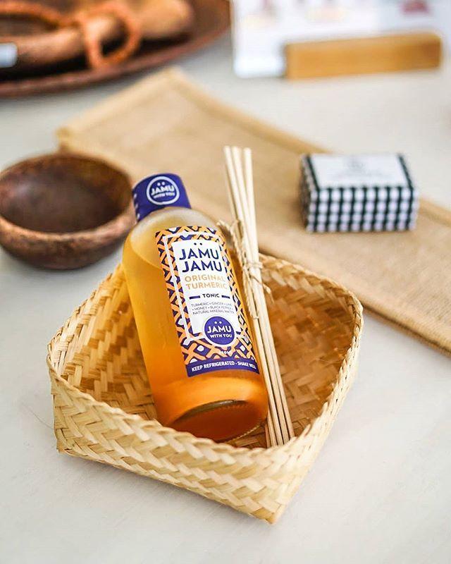 Wake Up Heads To Coconutcupboard And Start The Day With Jamuwithyou Original Turmeric Jamu Feel Great Benefits Of This Indonesian Herba Kemasan Botol Kemasan