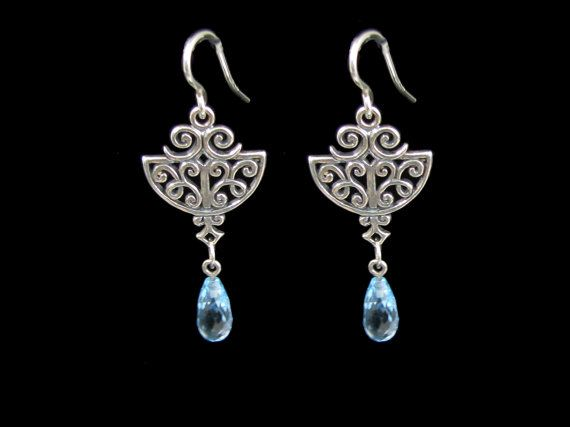 Hey, I found this really awesome Etsy listing at https://www.etsy.com/listing/258773268/sterling-silver-filigree-drop-earrings