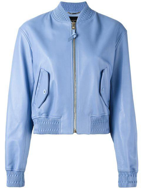 Versace chaqueta bomber clásica