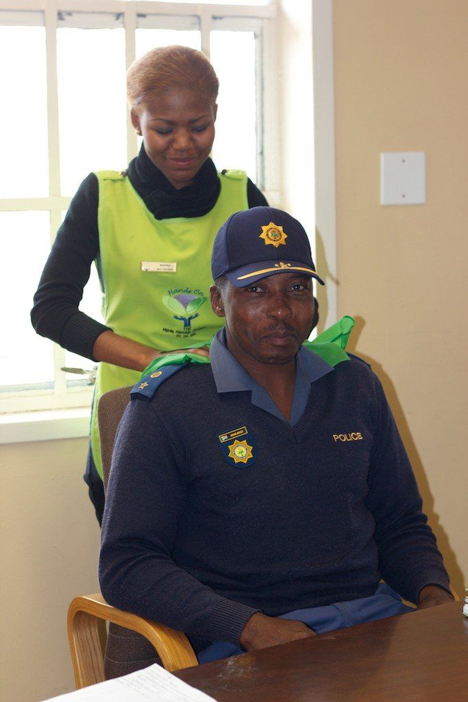 Hands-On Treatment on Mandela Day makes SAP smile http://www.callcentrehub.co.za/news-2/810-hands-on-treatment-on-mandela-day-makes-sap-smile