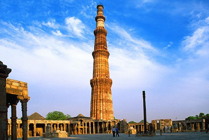 Built in the early 13th century, the Qutub Minar is the tallest brick minaret in the world. Qutub in Arabic means 'axis', 'pivot' or 'pole'. The Minar was built as a mighty symbol of victory after the defeat of the last Hindu kingdom in Delhi. Today, the minaret stands tall as a UNESCO World Heritage Site witnessing the various passages of time. Made of red sandstone and marble, the construction of Qutub Minar was commissioned by Qutub al-Din Aibak, the founder of the Delhi Sultanate in 1199…