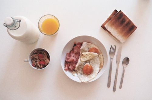 Continental breakfast, Minimal and Breakfast on Pinterest