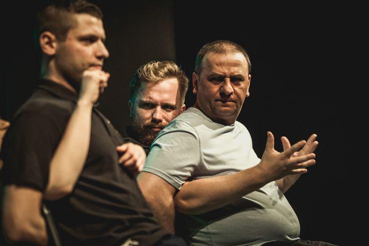Krótkie Formy, czyli improwizacje kabaretowe i Grzegorz Halama Fot. Roman Rogalski