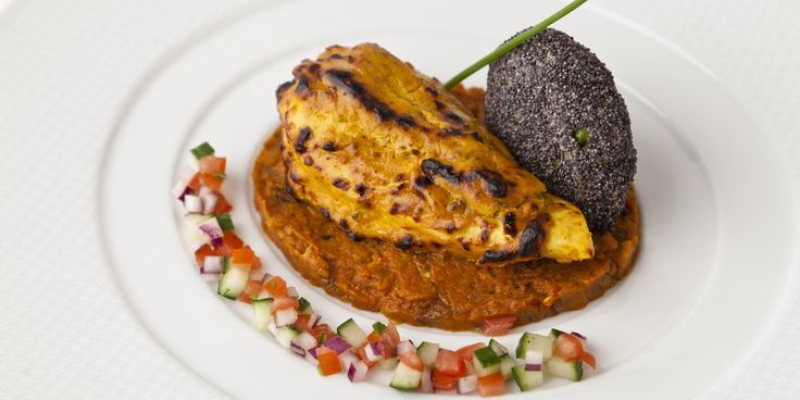 This regal pheasant recipe from Rasoi chef, Vineet Bhatia, provides the ideal centrepiece to any extravagant dinner party