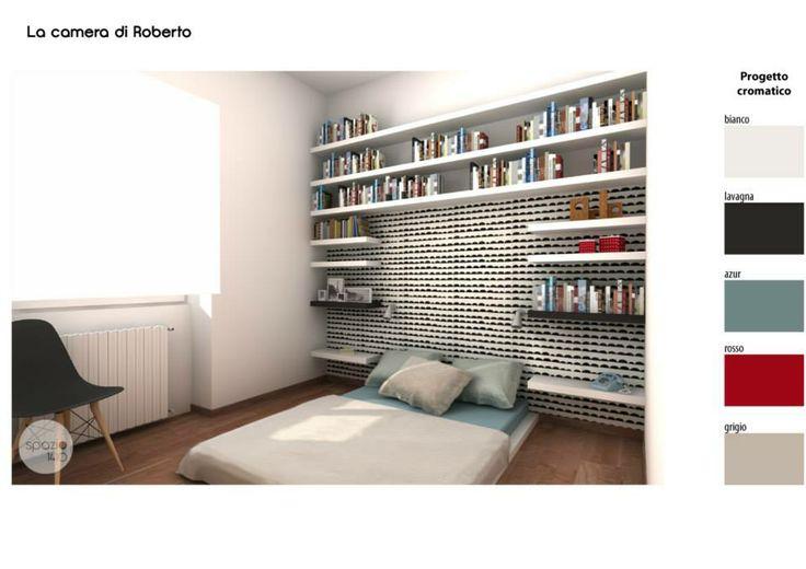 La camera di Roberto