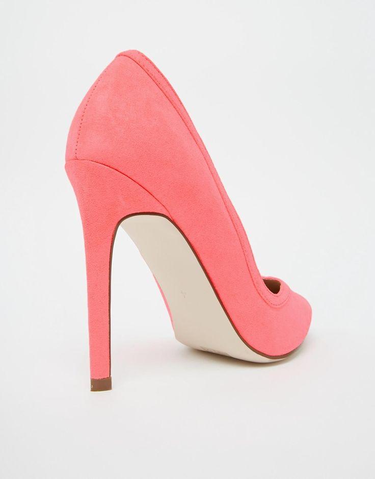 Image 4 ofASOS PIXIE Pointed High Heels