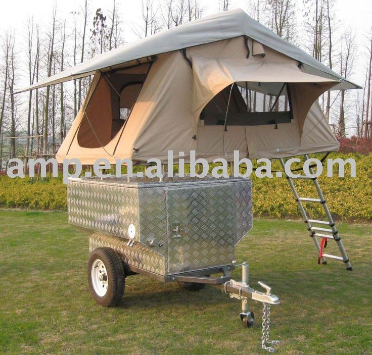 Motorcycle tent trailer  $1200