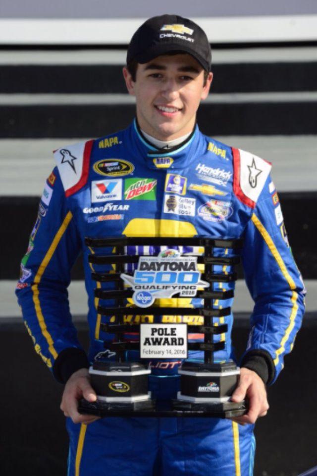 Your 2016 Daytona 500 pole sitter!