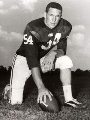 "Lee Roy Jordan, LB; key to 1961 National Championship; Coach Bryant described him as ""one of the best players of all time, 100% every day"".All American. #3 of Tide's top 50."