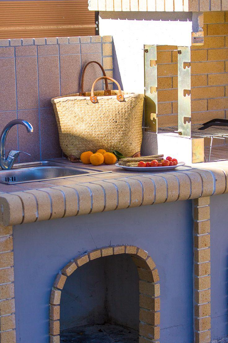 Villa Maria, Pigi village, Rethymno, Crete, Greece sinatsakisvillas.gr #villa #rethymno #crete #greece #village #island #vacation_rental #luxurious_accommodation #private #summer_in_crete #visit_greece #outdoors #barbecue