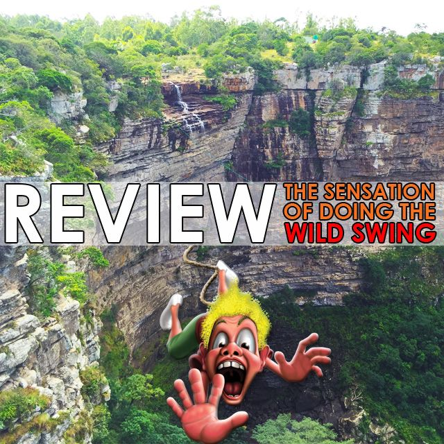 This amazing #review makes us want to get out of our seats & do the #WildSwing right now! #Adrenaline #KZNSouthCoast