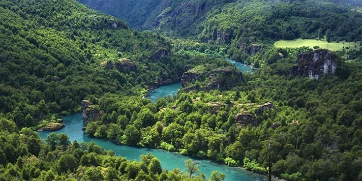 Futaleufu River, Chile. Was here on an Earth River trip in 2007. It was really awesome. I would go back in a heartbeat.