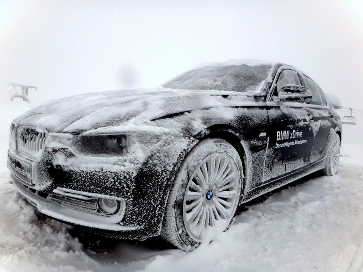 BMW Series 3 Frozen Edition - The real one! lol