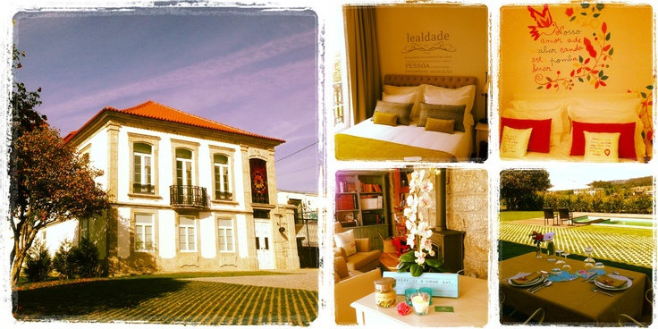 Solar Egas Moniz - Charming House & Local Experience in Penafiel, Portugal