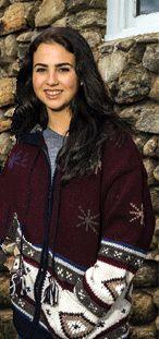 Earth Ragz Wool Snowflake Jacket by Ramatex