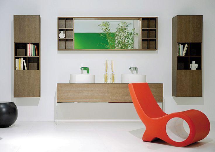 Compono System, Ceramica Flaminia, Bathroom, Products e-interiors