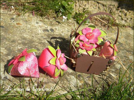 So nice!: Scrap Boite, De Fraise, Idée Scrap