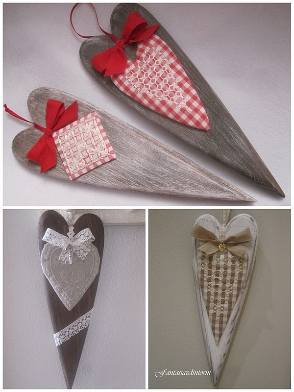 hearts with broderie suisse