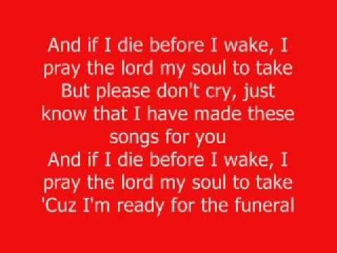The Prayer- Kid Cudi.  My favorite song these days. be