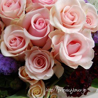#薔薇#バラ #ピンクの薔薇#ピンクのバラ #花屋 #フラワーショップ #flowershop #プロポーズフラワー #proposeflower #花好き #花が好き#花
