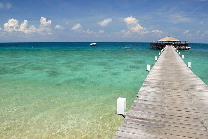 Ilha de Tioman - Malásia