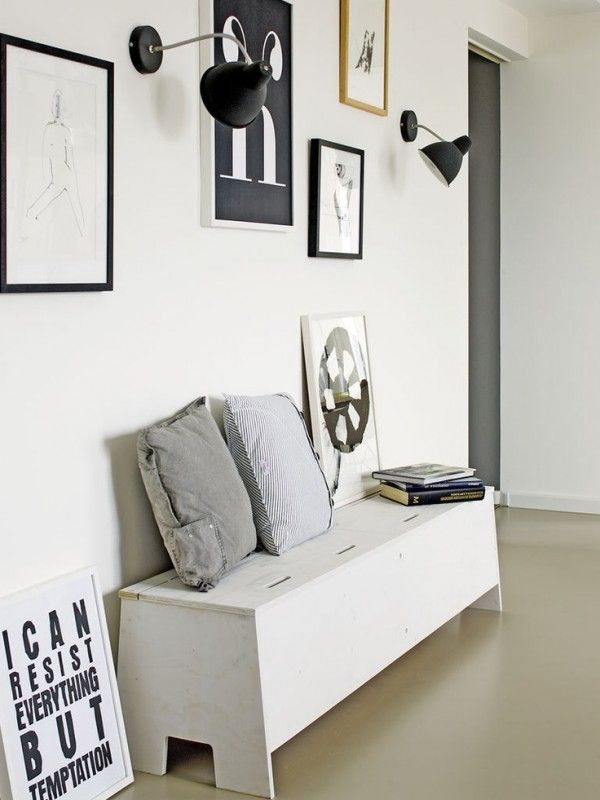 Galleria foto come arredare l 39 ingresso di casa 100 idee for Idee di ingresso seminterrato