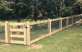 Farm fencing of Nashville | Fence Contractor | Nashville cattle fence