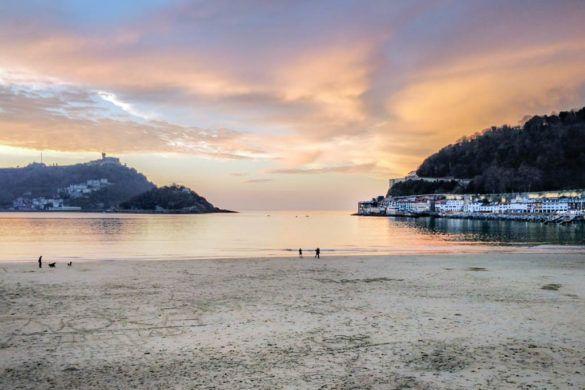 Dónde Alojarse En San Sebastián Los Mejores Hoteles Y Zonas En 2020 San Sebastian Paisajes Hoteles Londres