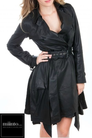 Leather Coat Dress from Miinto.com  http://www.miinto.com/p-16885-leather-coat-dress