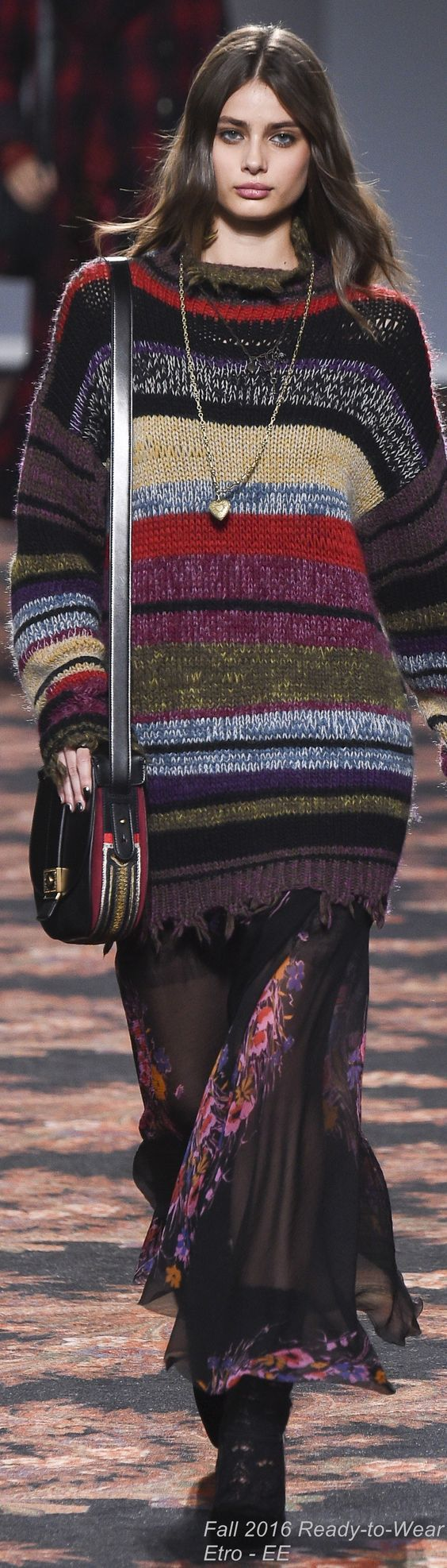 Fall 2016 Ready-to-Wear Etro: