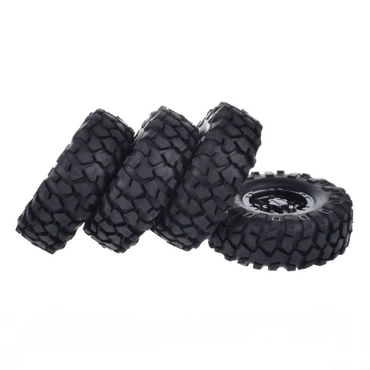 """47.00$  Buy here - http://alibxb.shopchina.info/1/go.php?t=32813468334 - """"4Pcs RC 1/10 Scale 1.9"""""""" Wheel Rims Bead lock Crawler With 108mm Tires Set for RC Rock 1:10 Car Crawler RC4WD SCX10 CC01"""" 47.00$ #SHOPPING"""