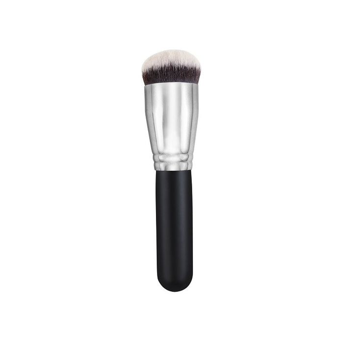 M444 - DELUXE DEFINITION BUFFER  Morphe  $ 12.99   Quantity  1 ADD TO CART  View in Wishlist This domed buffer is probably the most densely packed foundation brush you will find on the market. This is the brush to really work your foundation into the skin and buff it to an airbrushed finish with synthetic bristles that won't steal your product. It also works well with powder products and for smoothing out spots where makeup has been over-applied.  Bristle Type: Synthetic  Dimensions…