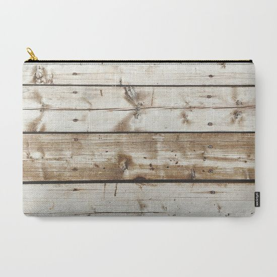 Out of the City Carry-All Pouch  #wood #tree #woodentexture #nature #outdoor #forest #weekend #cottage #backyard #pattern #woodenfloor #wooddeck #deck #naturelover #lovegreen #green #savethetree #woodlover #makeuppouch #pouchdesign #pouch
