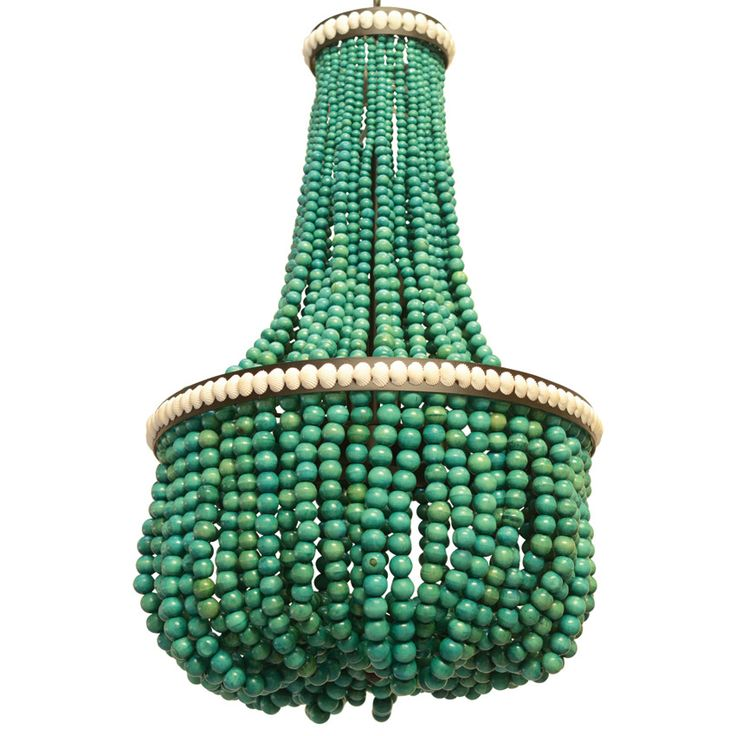 how to make a classic spanish sangria turquoise chandelierbead chandelierlight - Turquoise Chandelier Light