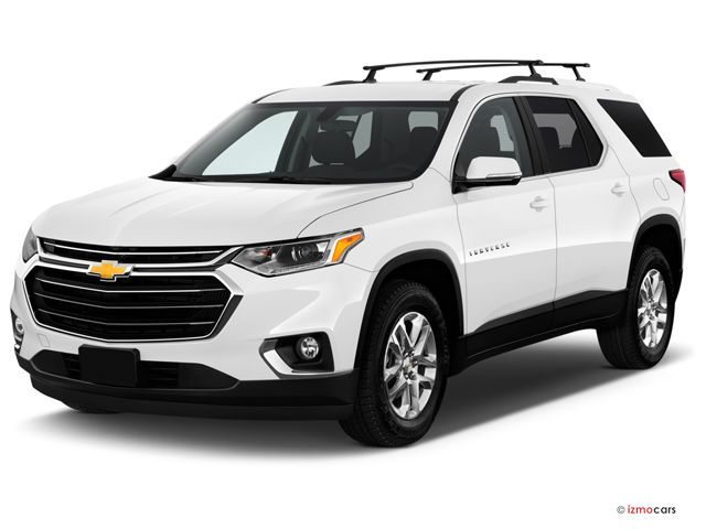 The Chevrolet Traverse Is Ranked 9 In Midsize Suvs By U S News