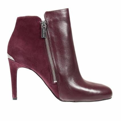 Ankle boots Michael Kors | Woman | Ankle boots | #fashion #style #red #wine #shoes