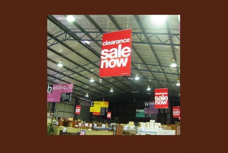 PORTFOLIO - CP Arts Point Of Sale Displays #flatsignage