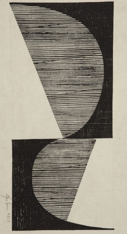 Untitled, 1958 Lygia Pape