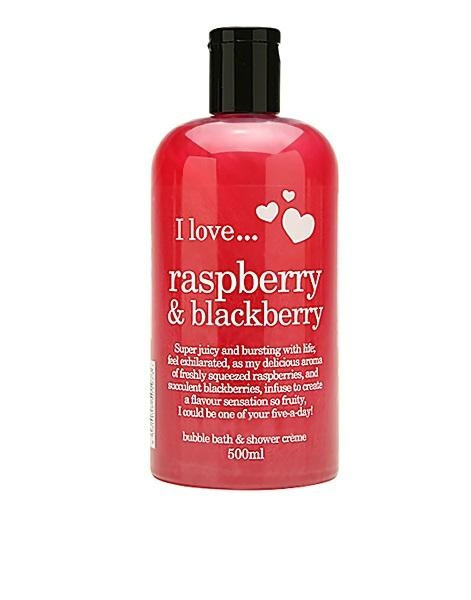 Raspberry & Blackberry Bath & Shower Creme - http://www.carlisa.ro/245~Ingrijire-Corp/1378-Raspberry---Blackberry-Bath---Shower-Creme.html