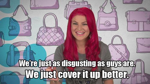 From T-Blocking To Overactive Sweat Glands, Here Are Tonight's Best 'Girl Code' Quips As Memes!