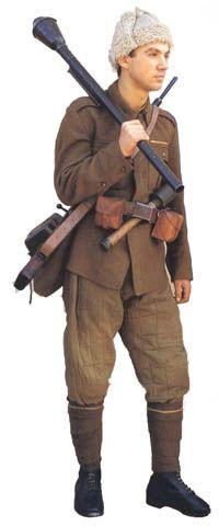 Army Romania WWII, private 1945 - pin by Paolo Marzioli