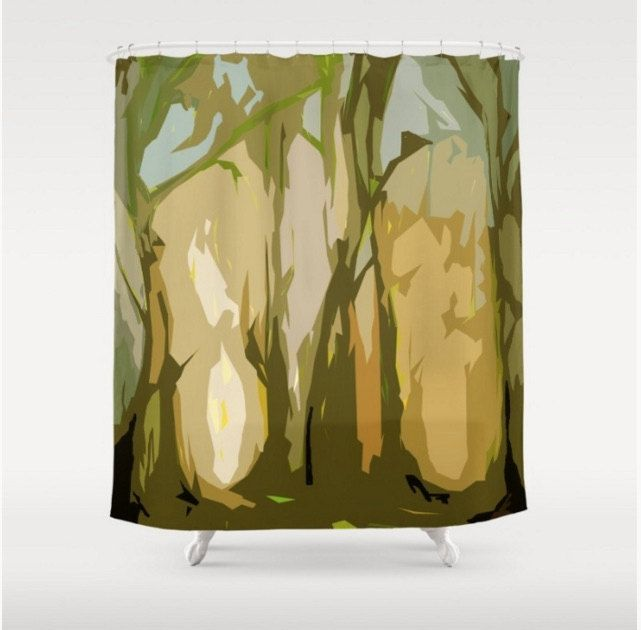 1000 Ideas About Brown Shower Curtains On Pinterest Funky Shower Curtains Red Shower