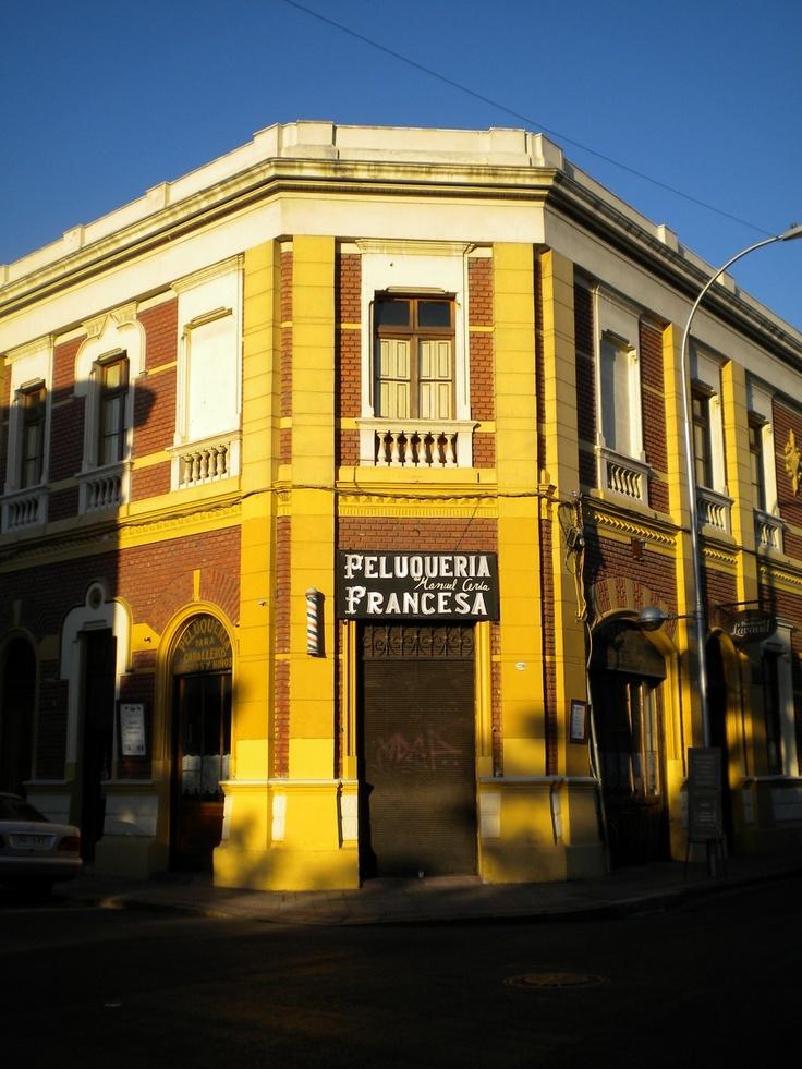 Peluqueria Francesa, Barrio Yungay
